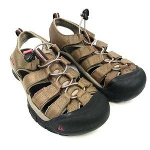 KEEN Newport Shitake/Baroque Hiking Sandal Sz 10